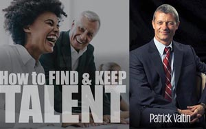 How to Find & Keep Talent